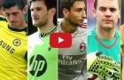 Điểm mặt 10 thủ môn xuất sắc nhất mùa 2016/17