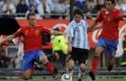 Khoảnh khắc Lionel Messi làm nhục ĐT Tây Ban Nha