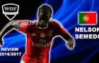 Nelson Semedo, tài năng trẻ rất đáng chú ý của Bồ Đào Nha