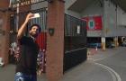 Nhờ fan Liverpool, Salah đã có mặt tại Anfield