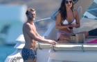 Chùm ảnh: Cựu sao Chelsea du hí cùng bạn gái xinh đẹp tại Pháp