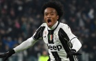 Dọn đường đón tân binh, Juventus chốt giá bán Cuadrado