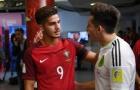 Dự đoán đội hình Bồ Đào Nha tối nay: Có 2 Ronaldo?