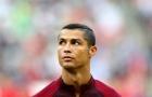 Đúng như dự đoán, Ronaldo đã hết buồn