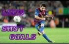 Những cú 'nã đại bác' từ ngoài vòng cấm của Lionel Messi