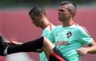 Pepe: Ngoài Confeds Cup, Ronaldo không quan tâm gì khác