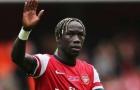 Sagna - Hậu vệ cần cù nhất Arsenal từng có