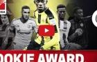 Ousmane Dembele - cầu thủ trẻ xuất sắc nhất Bundesliga 2016/17