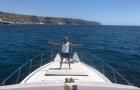 Trước mùa Hè giông bão, Kylian Mbappe thư thái trên du thuyền