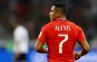 Alexis Sanchez, 'vàng mười' Chile