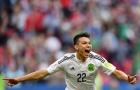Lội ngược dòng trước chủ nhà, Mexico hiên ngang tiến vào bán kết
