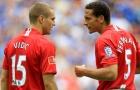 5 trung vệ hay nhất của Man Utd từ năm 2000: Hồi ức Vidic - Ferdinand