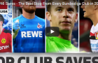 Những pha cứu thua không tưởng của 18 thủ môn tại Bundesliga