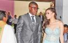 Sao Arsenal kết hôn kết hôn với người mẫu trẻ đẹp