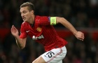 Vidic - Chiến binh bất diện của Man Utd
