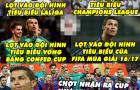Ảnh chế: HLV Conte dùng 'nhan sắc' mua giải; CR7 lỡ bóng vàng vì thiếu 'cúp danh giá'?