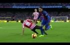 Các sao Barcelona phô diễn kỹ thuật mùa 2016/17