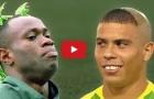 Những kiểu tóc 'khó đỡ' nhất trong làng bóng đá thế giới