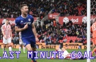 Tất cả bàn thắng phút bù giờ của Chelsea mùa 2016/17