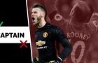 Ai sẽ là người 'kế thừa' chiếc băng đội trưởng của Rooney tại Man Utd?