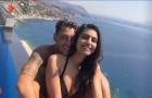 Mesut Oezil 'tình tứ' cùng hoa hậu Thổ Nhĩ Kỳ