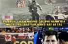 Ảnh chế: 'Sân nhỏ' duy nhất khiến CR7 bất lực; Messi bật khóc vì 'kỷ  vật' 1 năm chưa tìm thấy