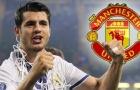 'Morata tới Man Utd là một điều đáng tiếc'
