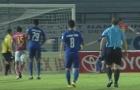 Becamex Bình Dương 1-3 Sài Gòn FC (Vòng 15 V-League 2017)
