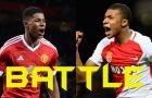 Đọ tài Rashford vs Mbappe - Ai hơn ai?