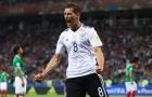 Highlights: Đức 4-1 Mexico (Bán kết Confed Cup)