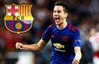 Lý do Barcelona khao khát Ander Herrera