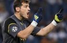 Màn trình diễn của Iker Casillas mùa 2016/17