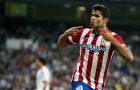 Diego Costa khi còn khoác áo Atletico Madrid
