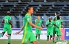 XSKT Cần Thơ 2-0 Hải Phòng (Vòng 16 V-League 2017)
