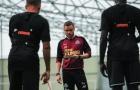 Háo hức trở lại Premier League, Newcastle tập mà chẳng cần Benitez