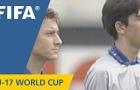 Màn ra mắt của Gianluigi Buffon trong màu áo Azzurri