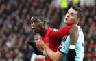 Màn trình diễn của Michael Keane vs Man Utd