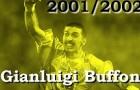 Mùa giải đầu tiên Buffon thi đấu tại Juventus