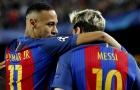 Neymar chưa hết sốc khi được chơi cạnh Messi