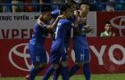 Than Quảng Ninh 2-1 Long An (Vòng 16 V-League 2017)