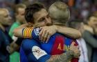 Chuyển nhượng Barca 05/07: Sau Messi, dấu hỏi được đặt vào Iniesta