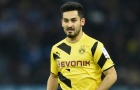Ilkay Gundogan khi còn tung hoành tại Dortmund