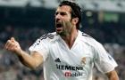 Màn trình diễn của Luis Figo trong màu áo Real Madrid