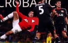 Top 10 pha ngã người móc bóng đẹp nhất lịch sử Man United