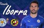 Vicente Iborra, tân binh đáng chú ý của Leicester City