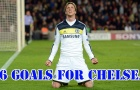 Tất cả bàn thắng của Fernando Torres cho Chelsea
