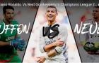 Những thủ môn hàng đầu châu Âu bị Ronaldo đánh bại mùa này