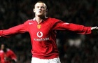 Bàn thắng đầu tiên của Rooney trong màu áo Man Utd