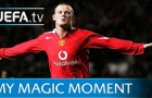 Cú hat-trick đầu tiên của Rooney trong màu áo Man Utd