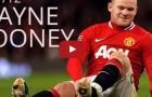 Tất cả bàn thắng và kiến tạo của Wayne Rooney mùa 2011/12
